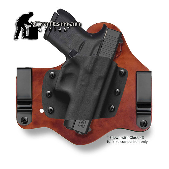Glock 26, 27, 28, 33 Streamlight TLR-6 | Patriarch™ G2 IWB Craftsman