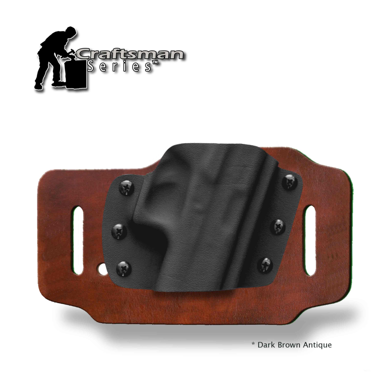 Ruger American Compact 9mm   Alpha Slide™ OWB Craftsman