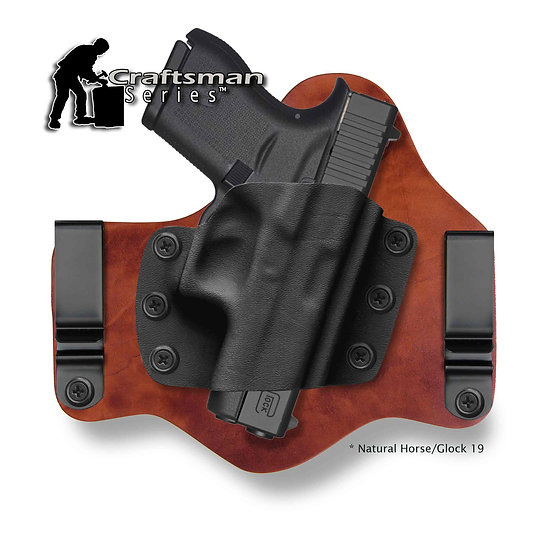 Smith & Wesson M&P 9 Shield EZ | Patriarch™ G2 IWB Craftsman