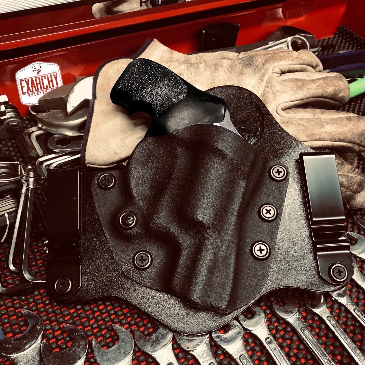 Ruger LCRx  327 Federal Mag (6-Shot) | Patriarch® Tuck IWB Holster