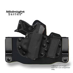 GUN+ONE G2™ Midnight Series™ Tuckable IWB Holster