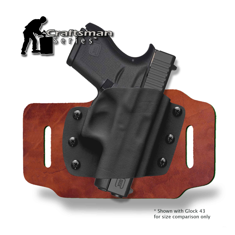 Ruger American Compact 9mm | Alpha Slide™ OWB Craftsman