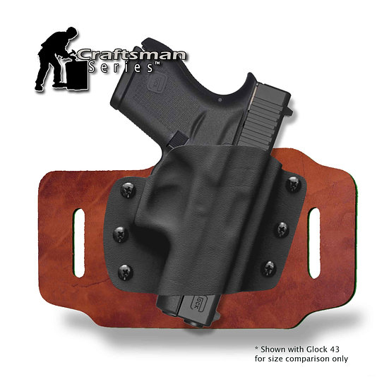 Smith & Wesson M&P 9 Shield EZ | Alpha Slide™ OWB Craftsman