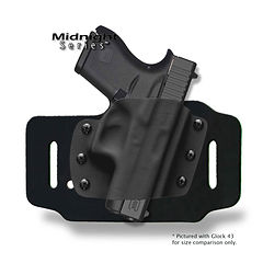 Alpha Slide™ OWB Midnight Series™ OWB Holster