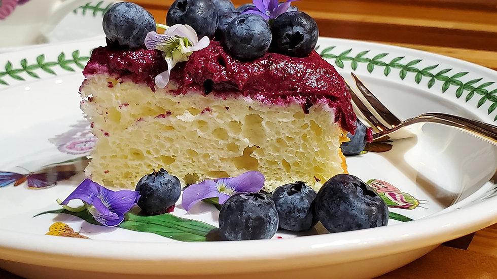 Blueberry Violet
