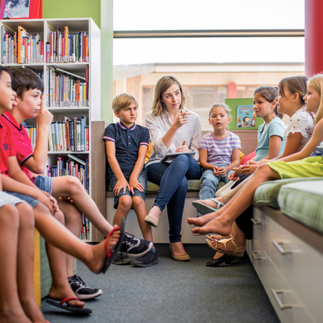 Weekly Library Visits