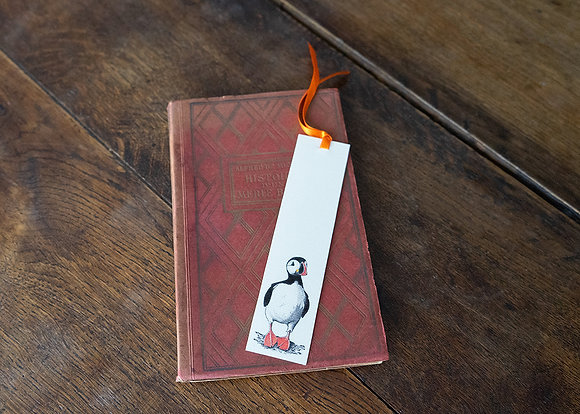 """Marque-page """"Puffin"""""""