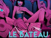 """Le Bateau #16, """"Film"""""""