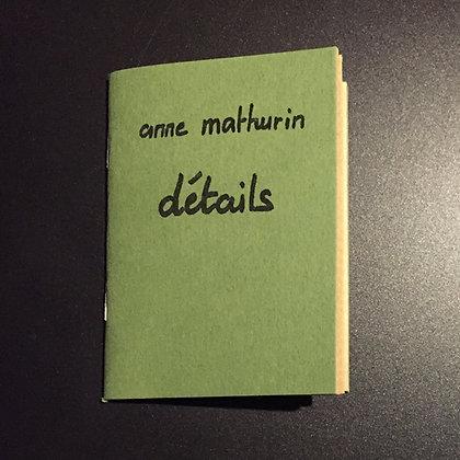 """""""Détails"""""""