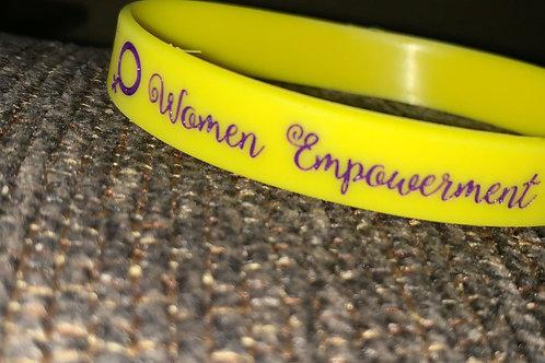 Women Empowerment Wristbands