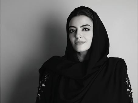 المنسقتين السعوديتين لفعالية  نور الرياض د. إيمان الجبرين ورنيم زكي فارسي