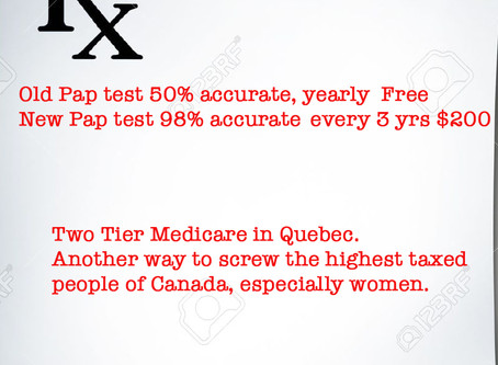 Accurate Pap Test Only for Women Who Can Afford It