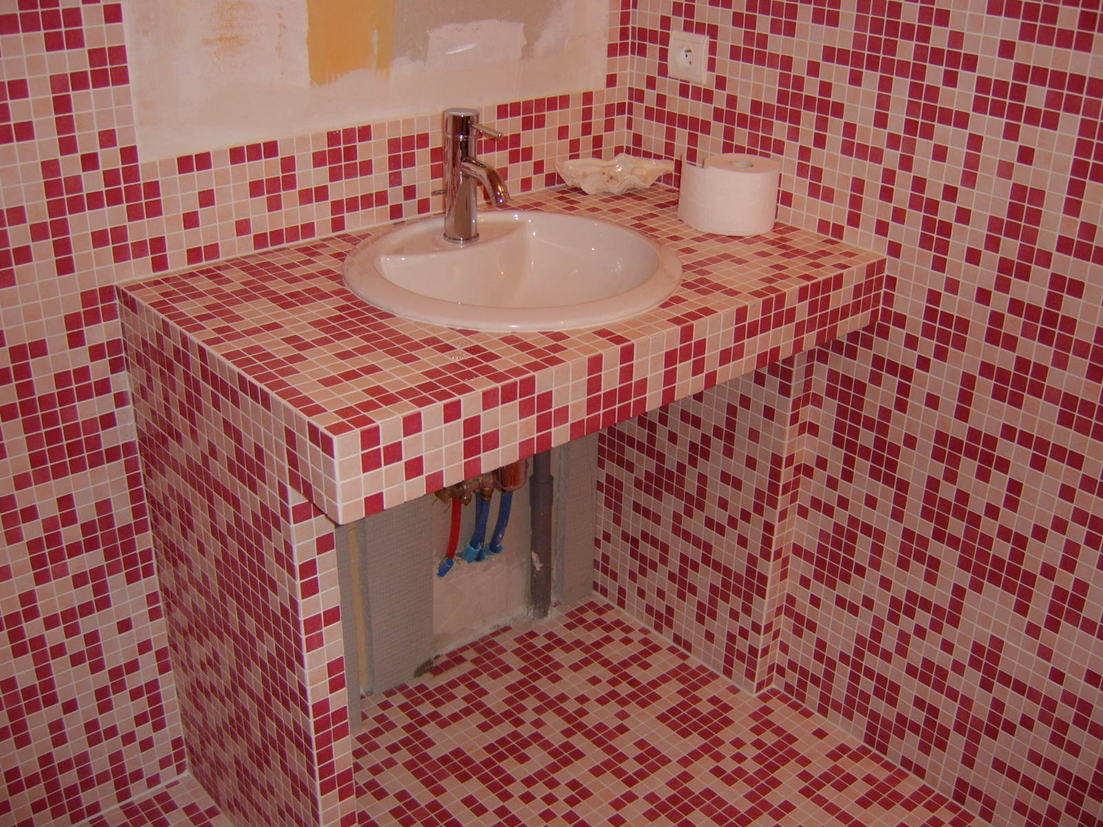Faïences  Salle de bain  CHANGEAS CARRELAGE