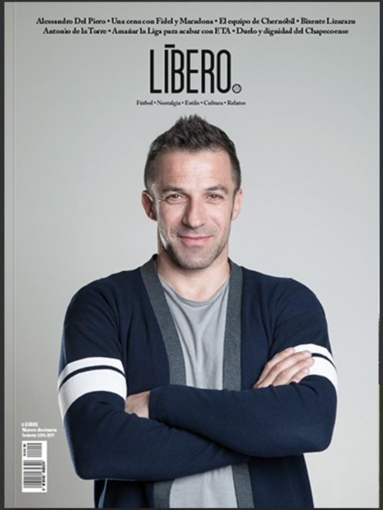 Alessandro del Piero, Torino, Líbero