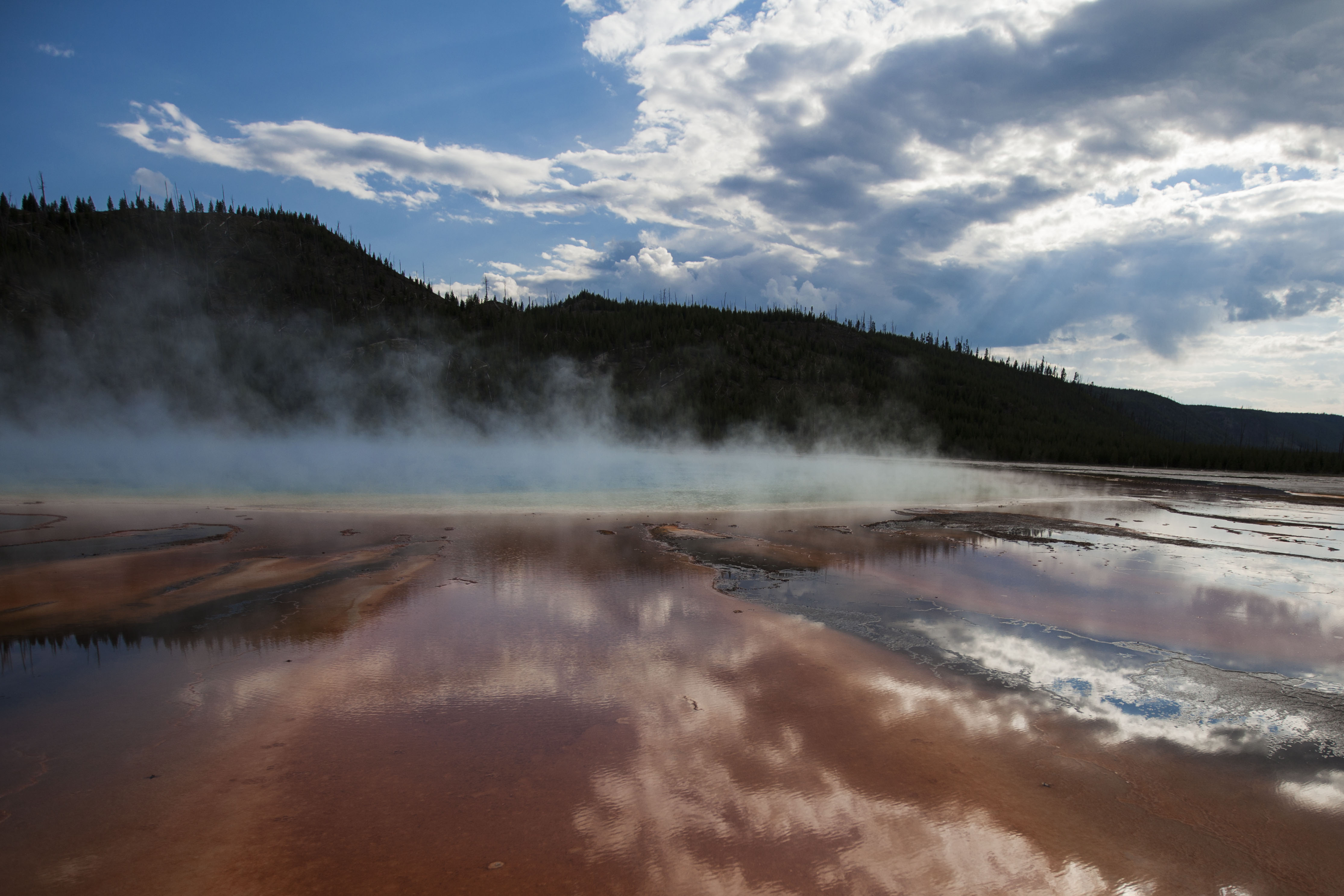 Yellowstone, Wyoming, USA