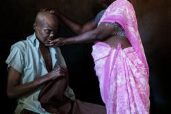 Leprosy Colony, Tamil Nadu, India