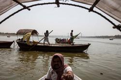 Gange, Allahabad, India