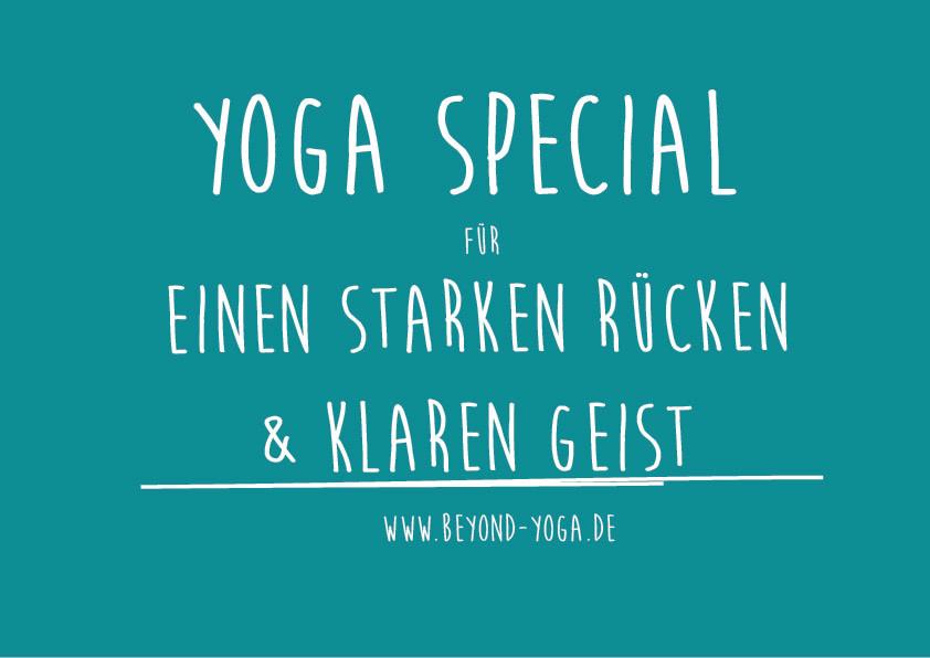 Wir starten direkt im neuen Jahr mit einem Freitags YOGA SPECIAL für alle Schul-Kids, die viel daheim sitzen... natürlich super gerne mit ihren Eltern und /oder Geschwistern;  ))!!  Gönne Deinem Kind und Dir eine ganz besondere Auszeit an diesem Freitagnachmittag, abseits vom Homeschooling und /-office trefft Ihr euch hier auf entspannte spielerische Art, um Yoga auszuprobieren.  In gemütlicher Atmosphäre werden entspannende Übungen nach langen Tagen am Schreibtisch sowie Partnerübungen, Massagen und vieles mehr angeboten. Spaß, Entspannung, liebevolles Miteinander und familiäre Gemeinschaft stehen dabei im Vordergrund und runden diesen Freitagnachmittag ab.  Ihr könnt die Übungen zusammen machen oder auch die Kids für sich alleine bzw. die Geschwisterkinder unter sich.  Yoga zwischen Klein und Gross (auch zwischen Geschwistern) bietet eine tolle Möglichkeit spielerisch neue Seiten am Anderen zu entdecken und das Vertrauen und die Fähigkeiten als Familie zu stärken.   Yoga heißt sich bewusst zu verbinden (..gerade wenn wir die ganze Zeit aufeinander hocken…;  )) und die Freude am Sein wieder gemeinsam und neu zu genießen.   Es sind keine Vorkenntnisse notwendig.   Habt gerne pro Person eine Yogamatte parat und noch ein Kissen/Decke. Richtet Euch eine schöne Yoga-Ecke ein und macht es Euch gemütlich…!!   Die Yogaklasse ist für Schulkinder ab 6 Jahre (und natürlich für alle Lockdown geplagten Eltern) geeignet.  Wir streamen diese Yogaeinheit live via Zoom am: Freitag, 15.01.2021 um 16:30- ca. 17:15  Dieses SPECIAL ist für Euch kostenfrei, wer möchte darf gerne eine kleine Spende für die deutsche Kinderkrebshilfe/Krebsforschung hinterlassen (via PayPal an juliabrakensiek@gmail.com).  BEYOND YOGA BERLIN wird die finale Summe am Ende noch aufrunden und dann überweisen. https://www.krebshilfe.de/deutsche-kinderkrebshilfe/spenden-deutsche-kinderkrebshilfe/ https://www.krebshilfe.de/krebsforschung/spenden-krebsforschung/