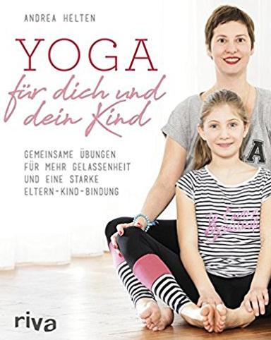 """HAPPY RELEASE DAY: """"Yoga für Dich und Dein Kind"""""""