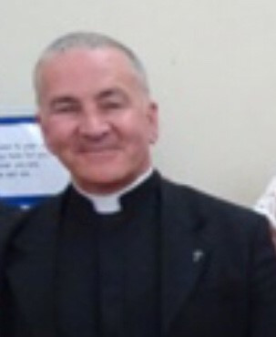 An Announcement: Fr Chris Giles
