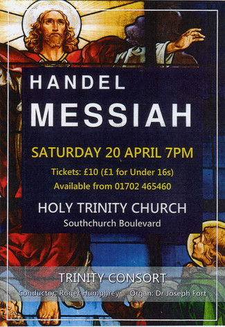 Handel's Messiah at Holy Trinity
