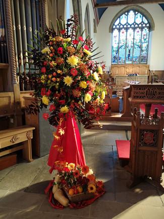 Harvest Festival at Holy Trinity