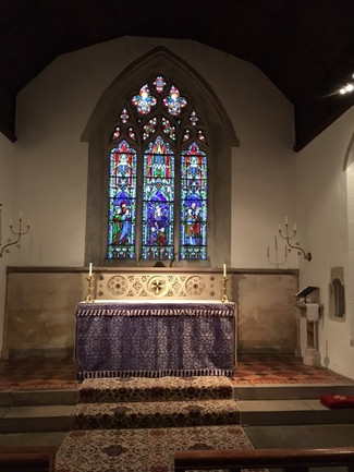 Lent at Holy Trinity