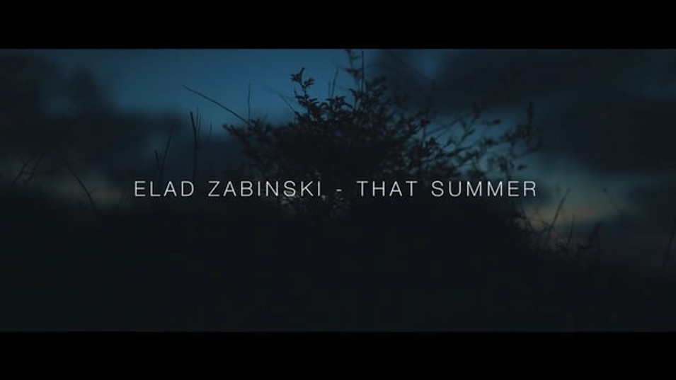 Elad Zabinski - That Summer
