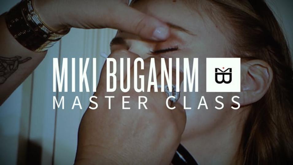 Miki Buganim - Master Class 2017