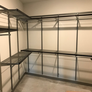 Custom Storage Design