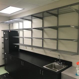 Custom Storage Installation for Office