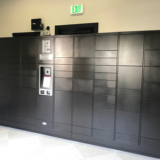 Custom Storage Design