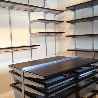 Custom Storage Installation
