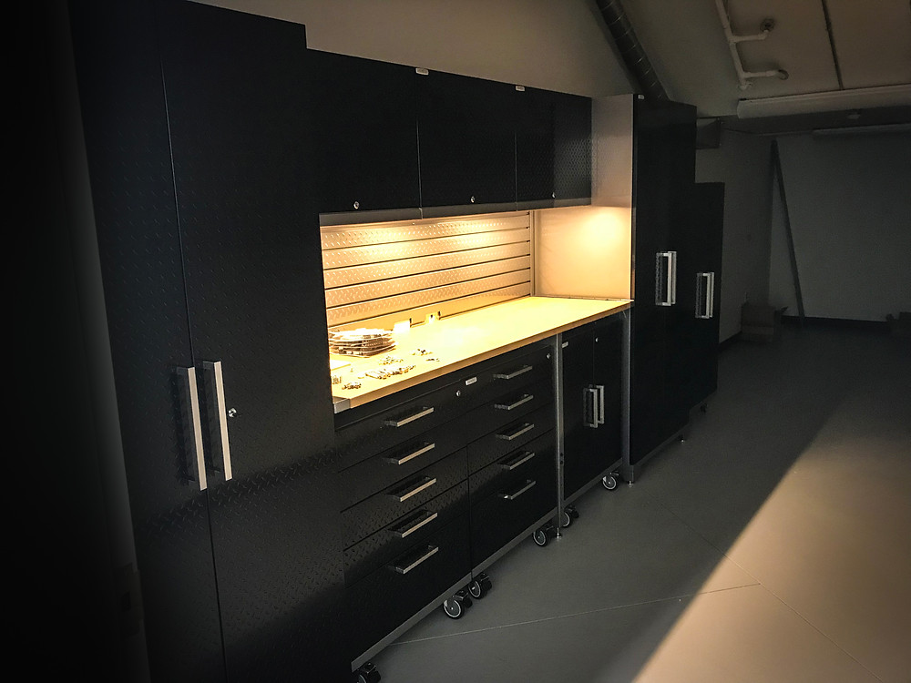 Garage Storage Systems - Installers in Colorado