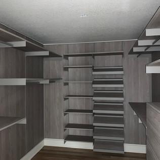 Denver Custom Closet Installation - Avera