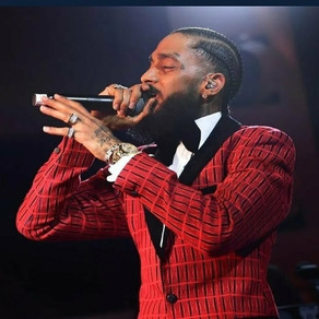 "Crushed by Nipsey Hussle's Death: ""I Just Can't Believe You Gone!"" HipHopDX April 1, 2019 12:57 pm"
