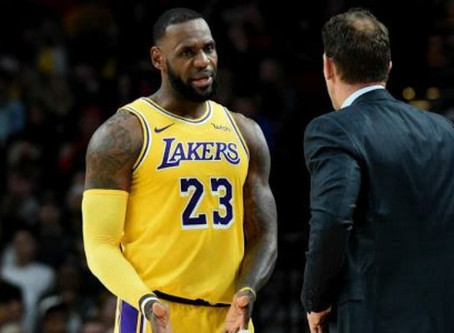 LeBron James, Luke Walton fired: NBA expert, Report SportAct January 27, 2019 6:01 am  LeBron James,