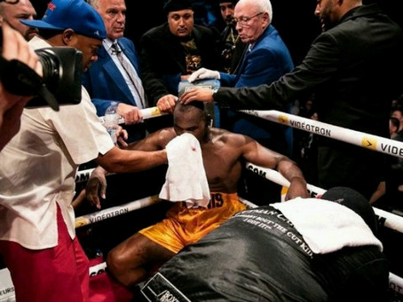 Adonis Stevenson, the 41-year-old former world champion remains hospitalized,