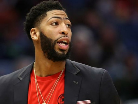 Report: Anthony Davis to file grievance if Pelicans sit him for season  February 6, 2019 8
