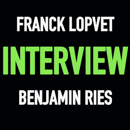 Conversation avec Franck Lopvet