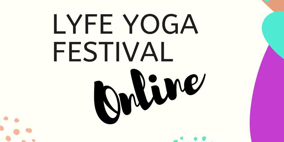 LYFE - Lausanne Yoga Festival
