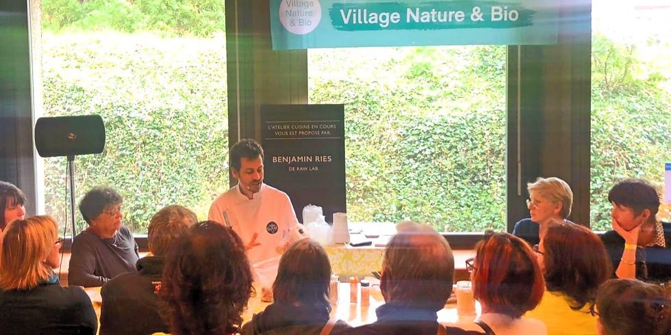 Village Nature et Bio - Salon des Thérapies Naturelles - BULLE