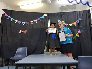 Preschool Graduation 2017
