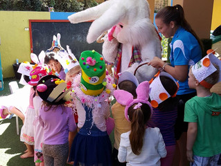 Our Easter Bonnet Parade!