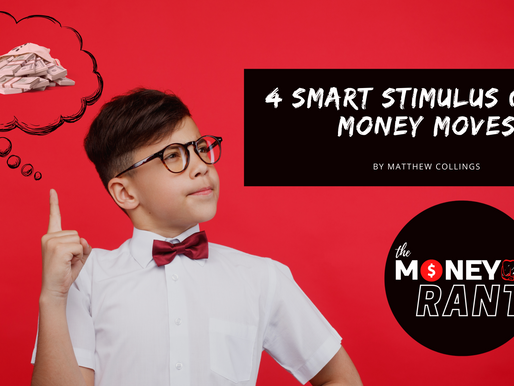 4 Smart Stimulus Check Money Moves 💵