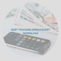 Debt Tracking Spreadsheet