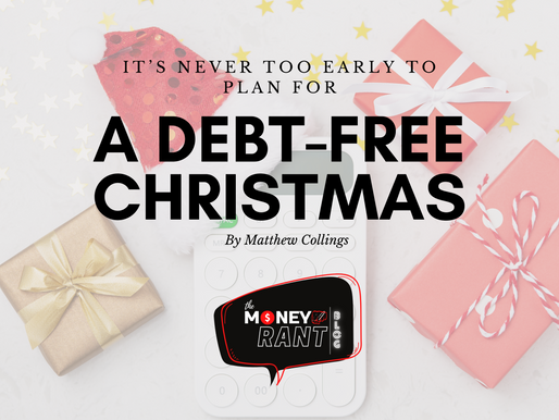 It's Never Too Early To Plan For A Debt-Free Christmas