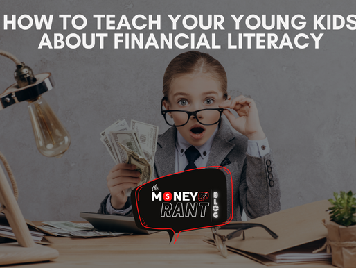 Financial Literacy For Young Kids