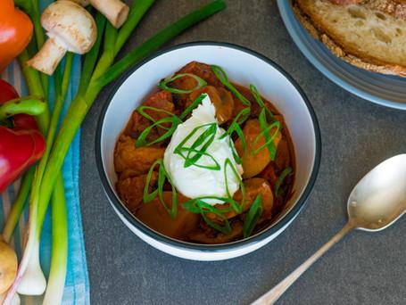 Spanish Chorizo and Potato Stew