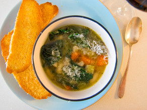 Ribollita - Tuscan Bean Soup